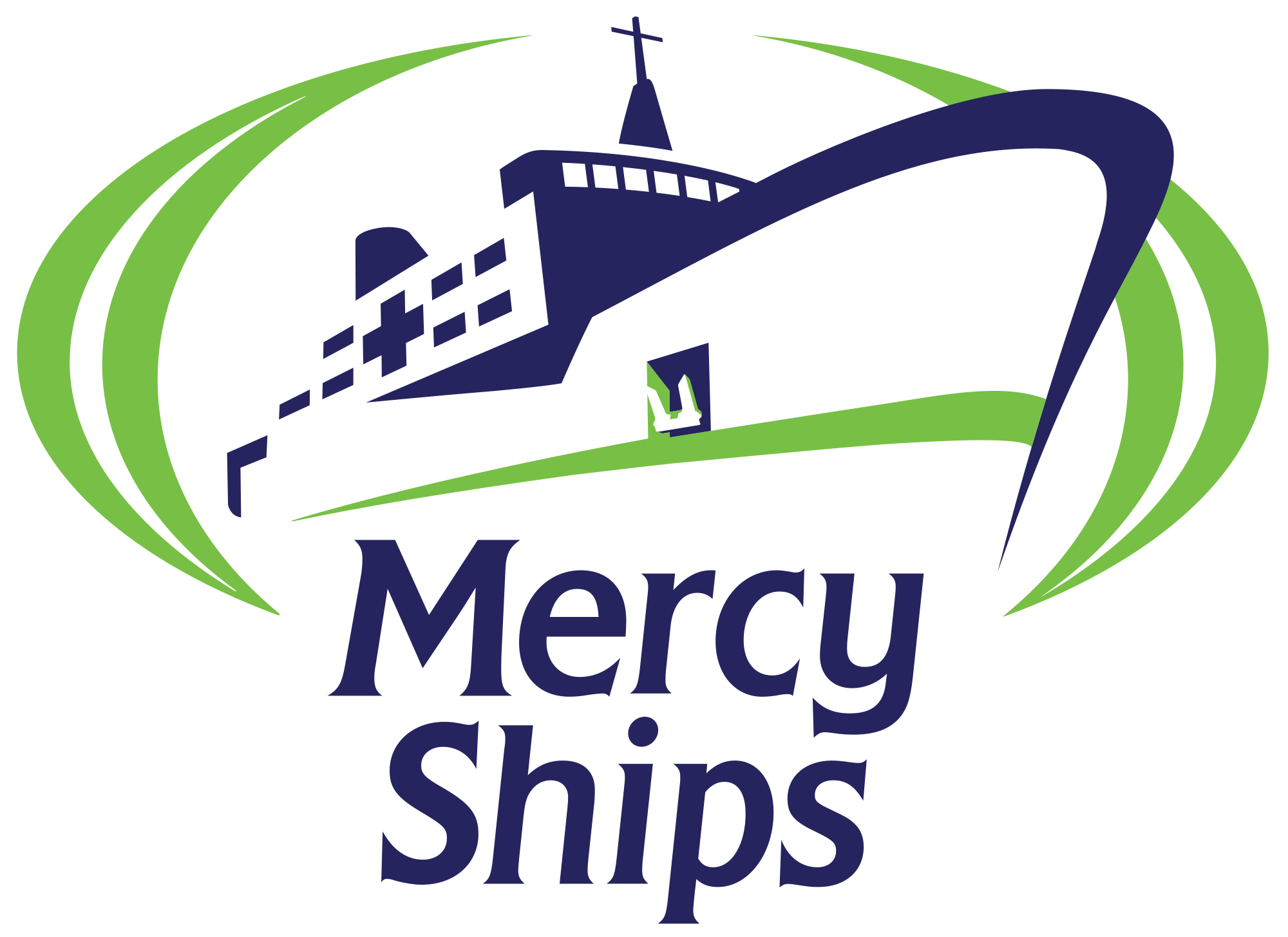 logo of Mercy Ships