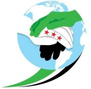 Hand in hand for Syria logo