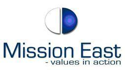 Mission East logo