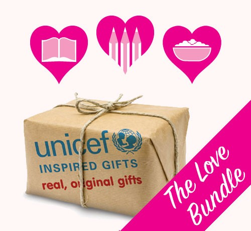 Valentine's Day Love Bundle - UNICEF Australia