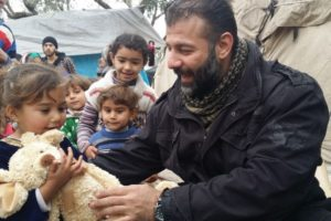 the Toy Smuggler of Aleppo