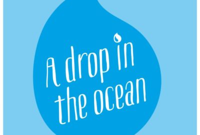 a Drop in the ocean - logo