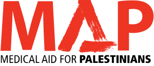Medical Aid for Palestinians - logo