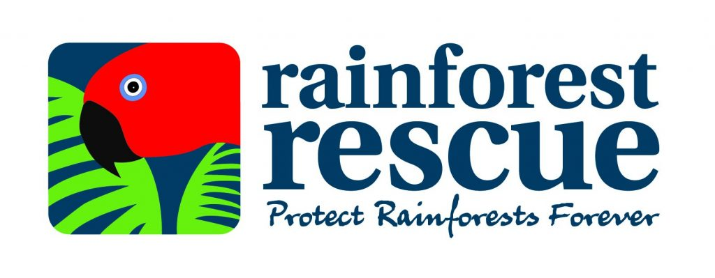 Rainforest Rescue logo