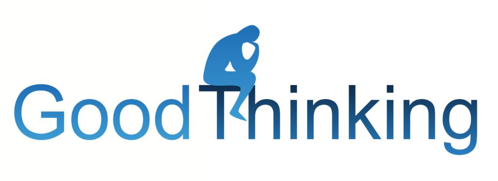 Good Thinking society - text logo