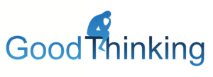 Good Thinking society - text logo